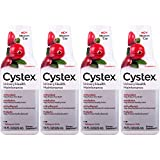 Cystex Urinary Health Maintenance Cranberry 7.6 oz ( Pack of 4)