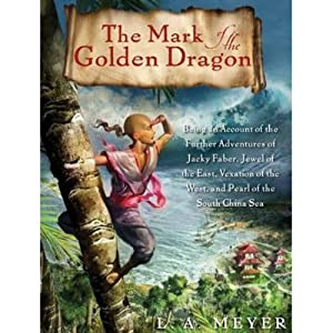 The Mark of the Golden Dragon Hörbuch