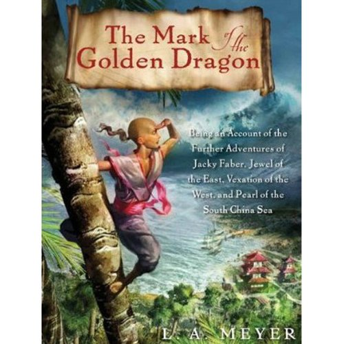 The Mark of the Golden Dragon by Listen & Live Audio, Inc.