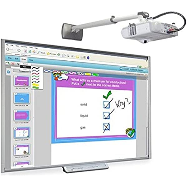 SMART Technologies SB480 77
