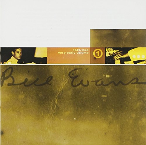 CD : Bill Evans - Very Early, Vol. 1 1943-49 (CD)