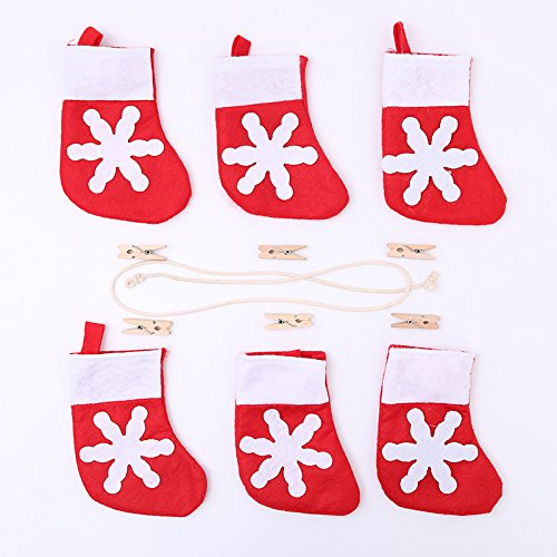 Outdoor Lighted Christmas Swag And Bow - 7