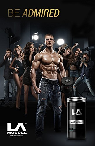 LA-Muscle-Norateen-Heavyweight-II-Natural-supplement-to-boost-Testosterone-Enhances-Muscle-Size-and-Strength-Pharma-Grade-Award-winning-Boost-TESTO-levels-Ultra-fast-acting-very-fast-acting-supplement