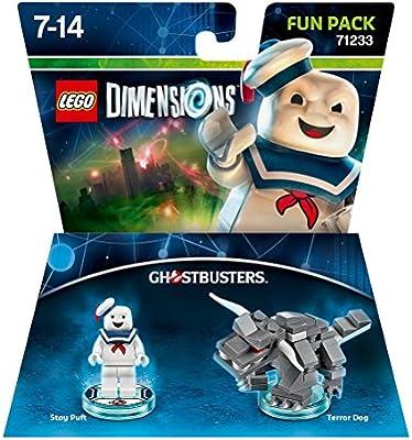 Warner Bros Interactive Spain Lego Dimensions - Stay Puft: Amazon.es: Videojuegos