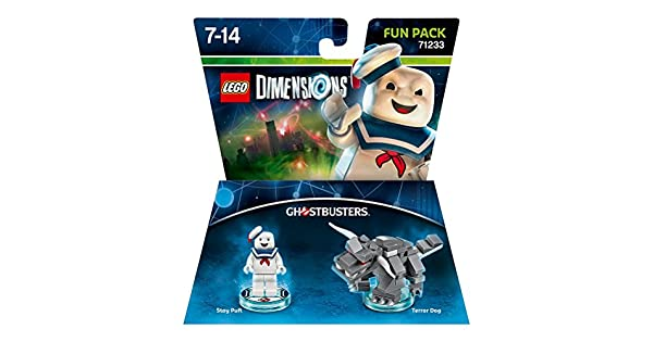 Warner Bros Interactive Spain Lego Dimensions - Stay Puft: Amazon ...