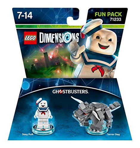 LEGO Dimensions Stay Puft Fun Pack Ghostbusters 71233 by LEGO