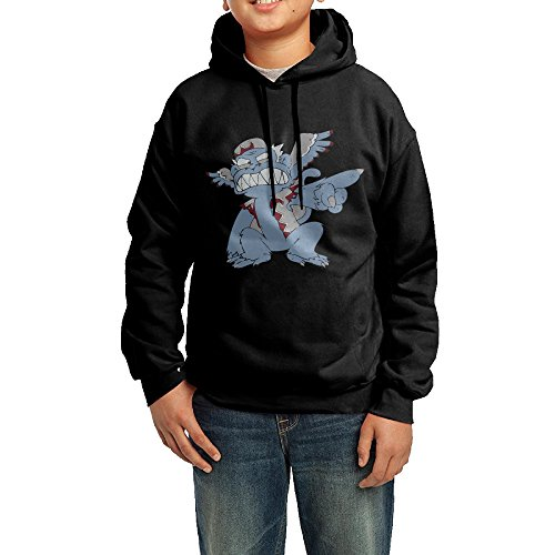 Youths Angry Evil Flying Monkey Available At Redbubble 100  Cotton Hoodies Medium