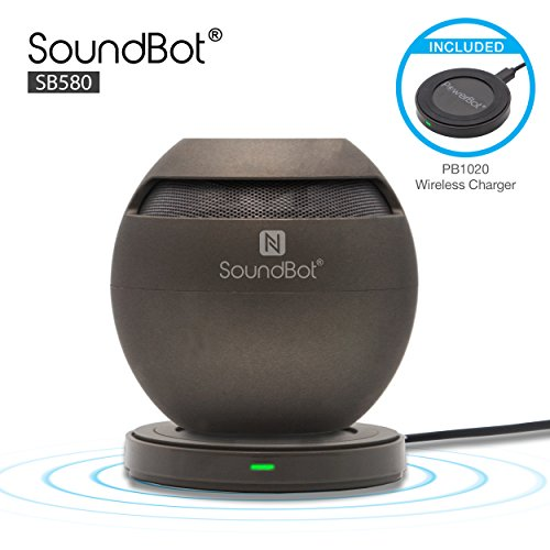 SoundBot Bluetooth Wireless Inductive PowerBot