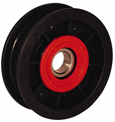 (Fenner Drives F1B6280 PowerMax Belt Flat Belt Idler, 1