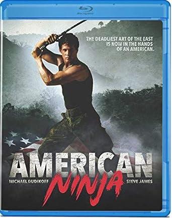 American Ninja Edizione: Stati Uniti Italia Blu-ray: Amazon ...
