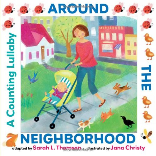 Around the Neighborhood: A Counting Lullaby
