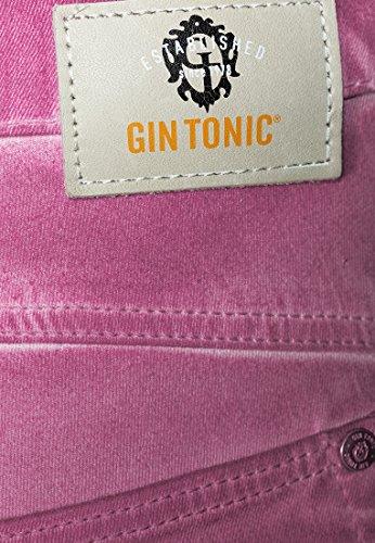 GIN TONIC - Vaqueros - Efecto teñido - para mujer TXC rose wine
