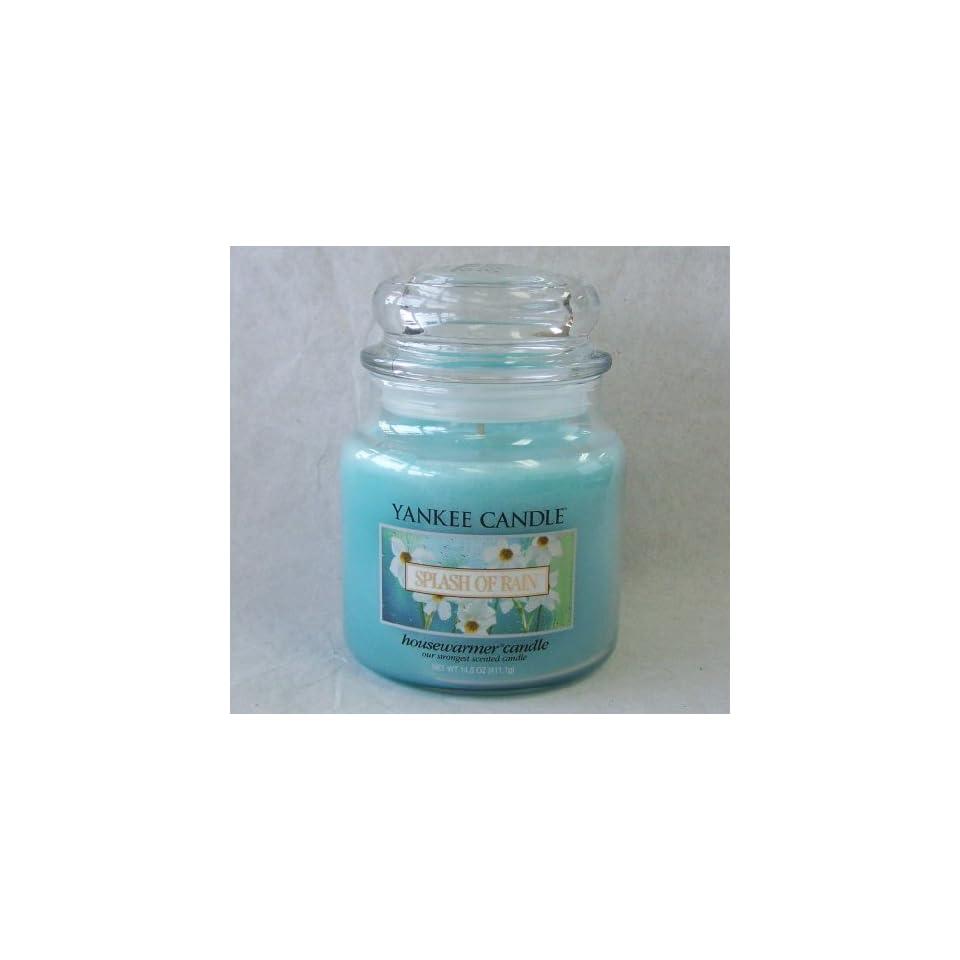 of Rain   14.5 Oz Medium Jar Yankee Candle