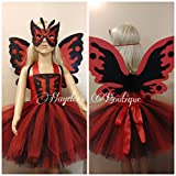 Moth Girl Tutu Dress Set