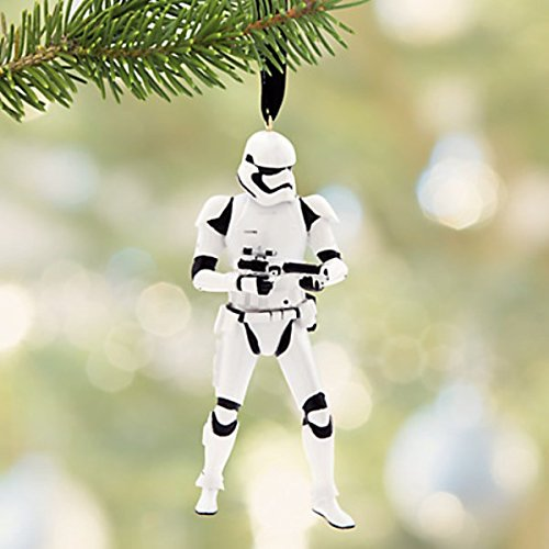 [Disney Stormtrooper Sketchbook Ornament - Star Wars: The Force Awakens] (Stormtrooper Disney)