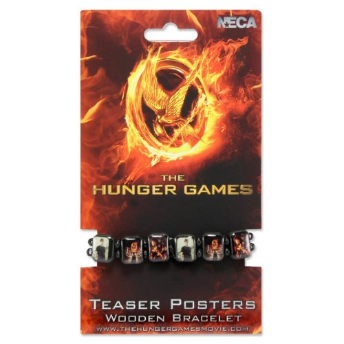 Hunger Games Girl On Fire Teaser Posters Wooden -
