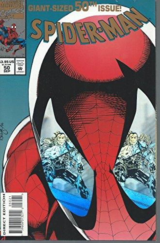 Buy spiderman 50 cgc
