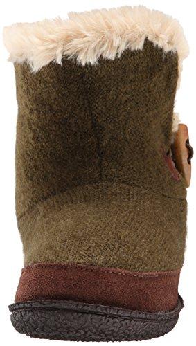 Elysa Boot Olive Women's Daniel Green fEgnZ