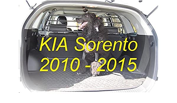 Heavy Duty Mesh Headrest Pet Dog Guard For Kia Sorento 2015 On
