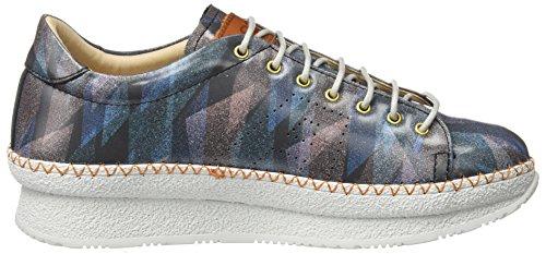 Art Women's 1350f Fantasy Pedrera Low-Top Sneakers Multicolour (Arlekin 1) NBjbVS