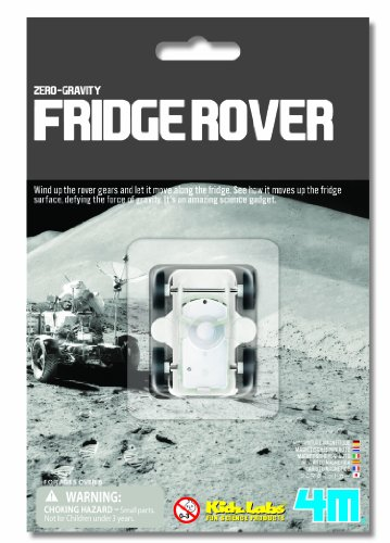4M Zero Gravity Fridge Rover