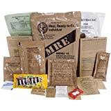 Genuine Military MRE Meal with Inspection Date September 2017 or Newer (Spaghetti with Meat Sauce)