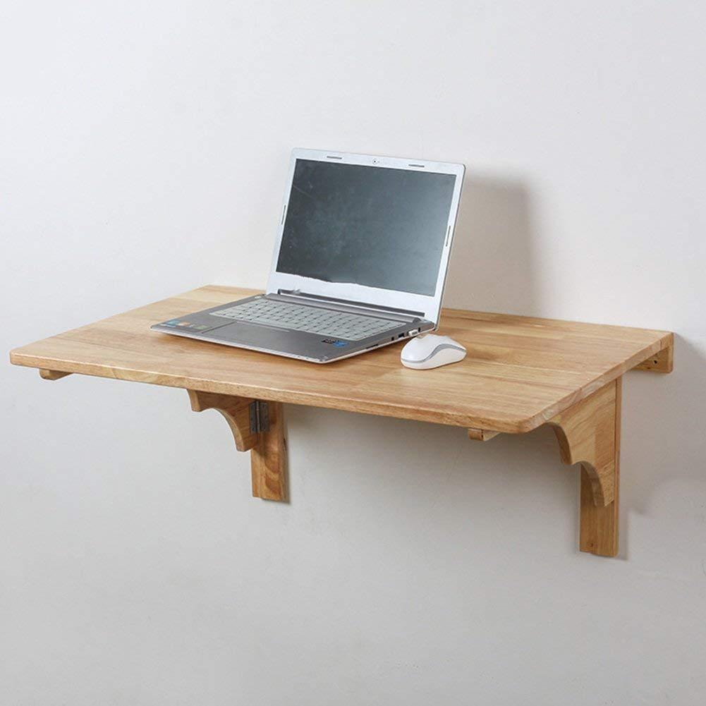 SEESEE.U Escritorio de computadora portátil portátil de Madera ...