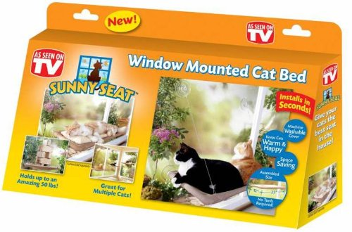 Sunny Seat Window Cat Bed, My Pet Supplies