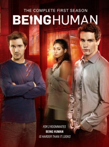 DVD : Being Human: The Complete First Season (Boxed Set, AC-3, 4 Disc)