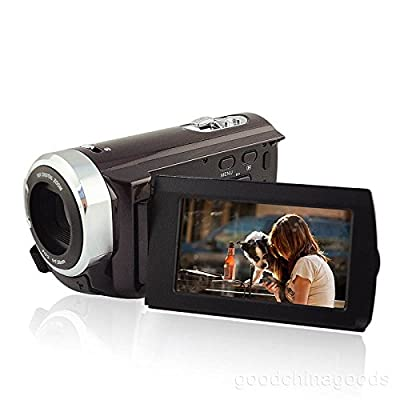 "3.0"" LCD Touch Screen 1080p Full Hd Dv Camera 16x Zoom Digital Camcorder"
