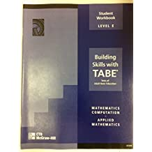 Amazon ctb mcgraw hill books building skills with tabe mathematics computation applied mathematics level e fandeluxe Image collections