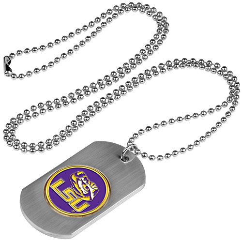 NCAA LSU Tigers - Dog Tag