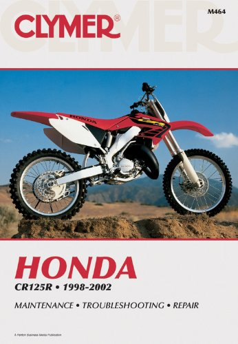 Honda CR125 1998-2002 (CLYMER MOTORCYCLE REPAIR)