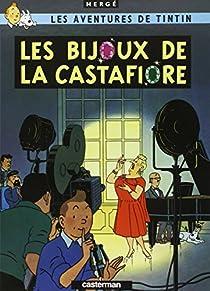 Les aventures de Tintin, tome 21 : Les bijoux de la Castafiore  par Hergé