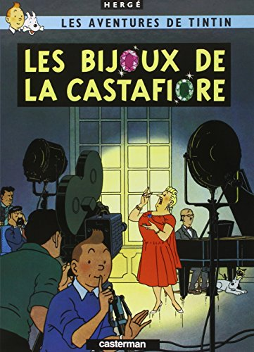 Les Aventures de Tintin The Castafiore Emerald (FR) (Adventures of Tintin) (French Edition) (Aventura Mall Aventura)