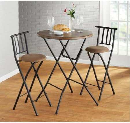 Mainstays 31″ Round Hi-Top Table