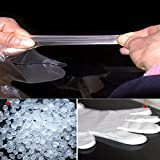 Disposable Gloves for Men Kids Toddlers Women White