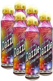 Six Pack 3oz Dazzle Yellow Bingo Dauber