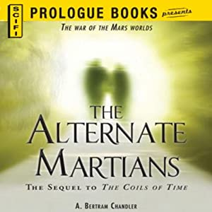 The Alternate Martians Audiobook