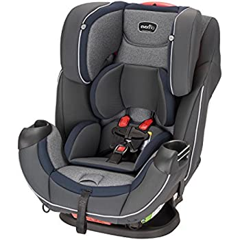Evenflo Symphony DLX All In One Car Seat Pinnacle