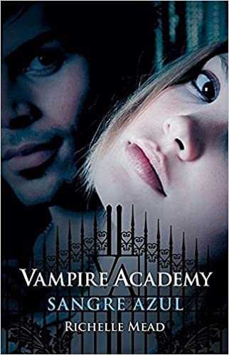 Amazon.com: Sangre Azul (Vampire Academy) (Spanish Edition) (9786071108784): Richelle Mead: Books