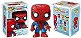 Funko Pop! Marvel Series Marvel Universe Captain America #06 Vinyl Iconic Bobblehead