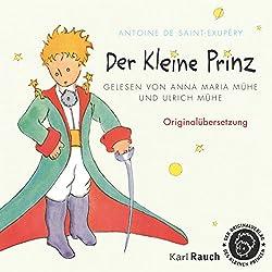 Der Kleine Prinz: Originalübersetzung