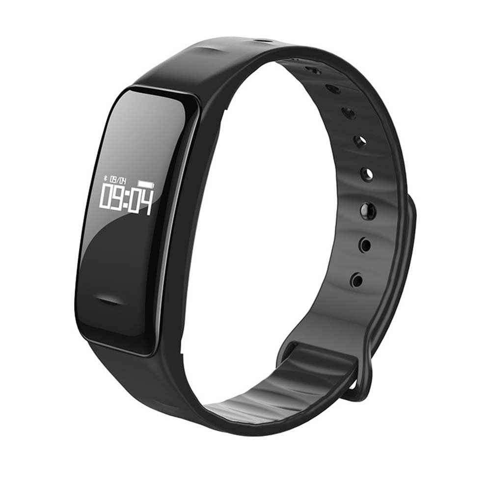 Fitness Tracker, Foretoo Smart Bracelet Activity Tracker Heart Rate Monitor Tracker Bluetooth Call Remind Smart Band Wireless Pedometer Sport Sleep Monitor For Android iOS Phone