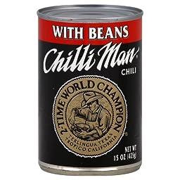 Chilli Man Chili W Bean