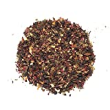 Bing Cherry Zing Loose Leaf Flavored Teas with Tart Dried Cherries and Vanilla Pieces - 5 Pounds