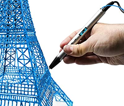 Precision Pro 3D Printing Pen - Super Slim - All Aluminum