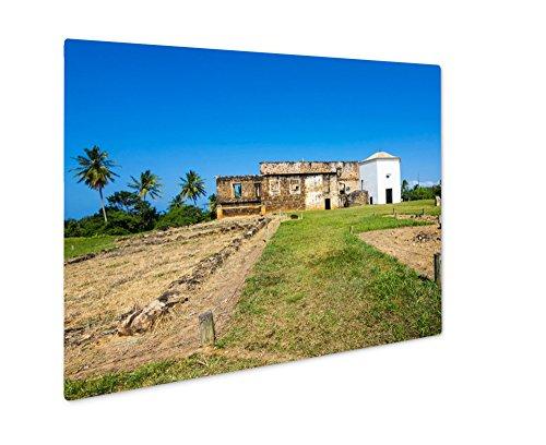 ashley-giclee-metal-panel-print-view-of-garcia-davila-castle-in-praia-do-forte-bahia-brazil-16x20