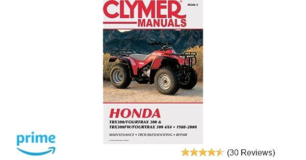 Honda trx300 88 00 clymer all terrain vehicles penton staff honda trx300 88 00 clymer all terrain vehicles penton staff 9780892876402 amazon books fandeluxe Gallery