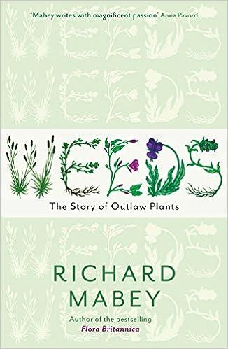 weeds in the garden book author